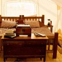 Bedroom - Deluxe Tent