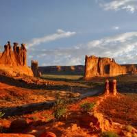 Rock Pedestals