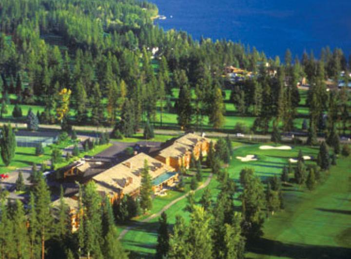 Grouse Mountain Lodge Whitefish Montana