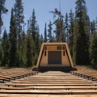Crater Lake Lodge Amphitheater