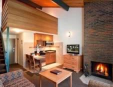 Loft Suite with Queen Bed