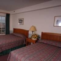 Crater Lake Lodge Room