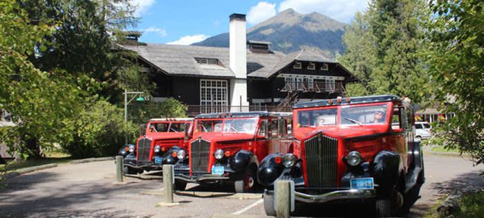 Lake Mcdonald Lodge >> Lake Mcdonald Lodge Cabins Glacier National Park