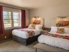 Motor Inn Rooms