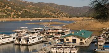 Select Your Lake Don Pedro Houseboat