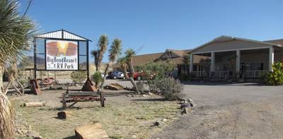 Big Bend Resort & Adventures