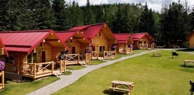 Pocahontas Cabins