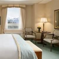 Fairmont Mountain View Room