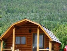 2 Room Camping Cabin (with Out Bathroom) - Sleeps 6