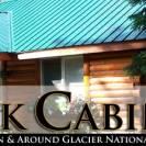 glacier cabins