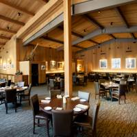 The Mountain Room Restaurant