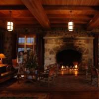 Crater Lake Lodge Lobby