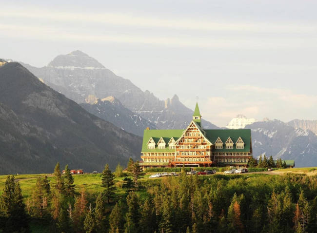 Prince of Wales Hotel  | Glacier National Park