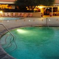 Miracle Springs Resort & Spa Hot Tubs