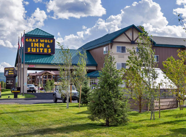 Rooms: Gray Wolf Inn And Suites