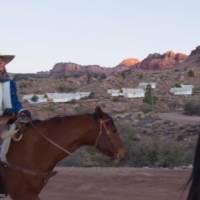 Zion Under Canvas Horseback Riding