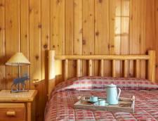 West Motel Room
