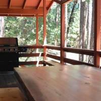 Deer Camp - Deck with Grill
