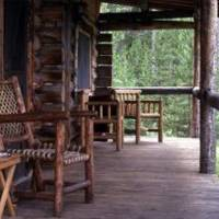 Two Room Rustic Log Cabins