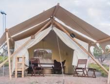 Safari Tent (Shared Bath)
