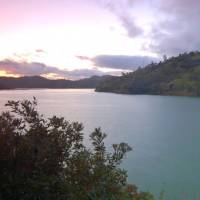 Lake Berryessa Sunset