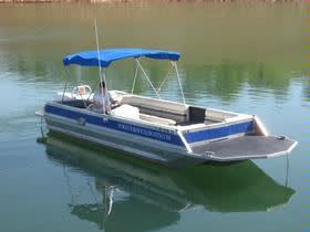 26' Deck Cruiser