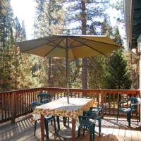 Fox Hollow - Deck with Table and Chairs