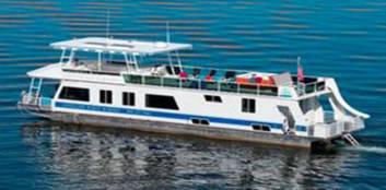 Select Your Berryessa Houseboat