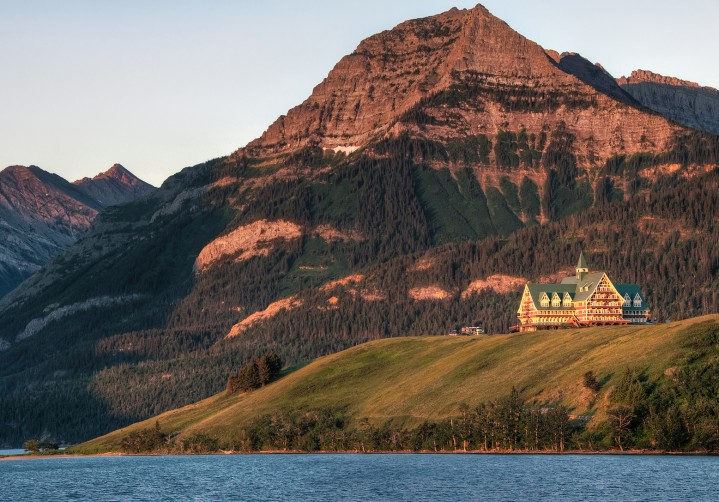 Prince of wales hotel waterton address book
