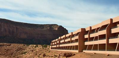 the view hotel monument valley. Black Bedroom Furniture Sets. Home Design Ideas
