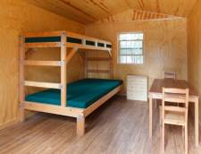 Camper Cabins