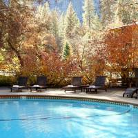 Ahwahnee Hotel Pool
