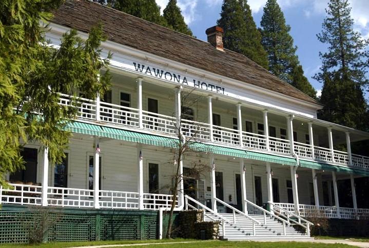 Wawona Hotel Yosemite National Park Wawona California