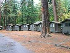 Yosemite Cabins without Bath