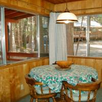 Raccoon's End - Dining Area