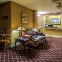 Bar Harbor Grand Hotel Lobby