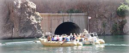 Black Canyon Raft Tour along the Colorado River