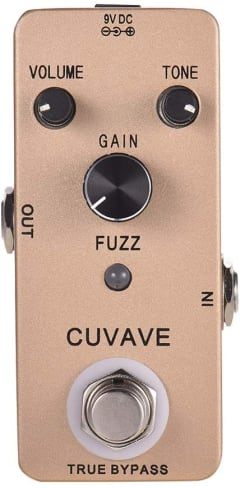 How To Build A Complete Pedalboard budget pedalboard Muslady Cuvave FUZZ