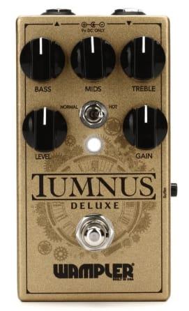 wampler tumnus deluxe guitar pedal Rock Stock favorite pedal builders