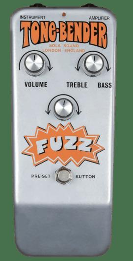 Sola Sound Tone-Bender Fuzz MKIII pedal ultimate guide to fuzz. Silicon vs germanium
