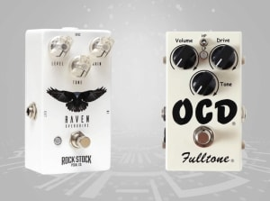Rock Stock What Makes An Overdrive Transparent?