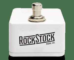Tap Tempo Rock Stock Pedals