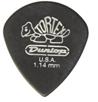 tortex guitr pick dunlop What's The Best Guitar Pick? Rock Stock Pedals blog