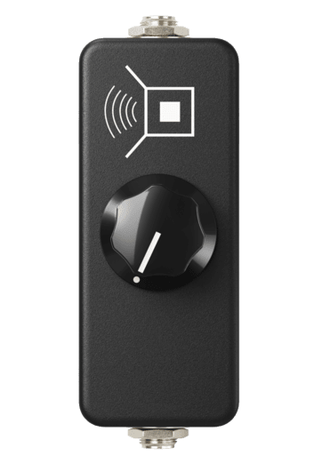 JHS the Little Black Box attenuator