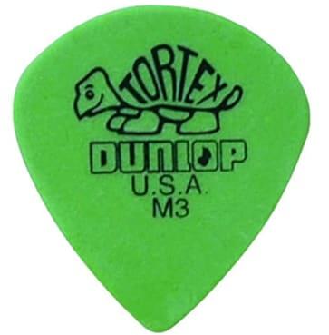 Tortex dunlop guitar pick M3