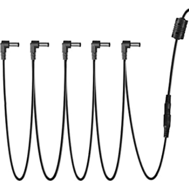 Daisy chain cable The Ultimate Guide To Pedal Power