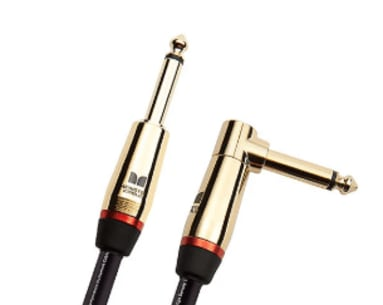 Monster M ROCK2-21A 21' Cable The Ultimate Guide To Instrument Cables Rock Stock Pedals