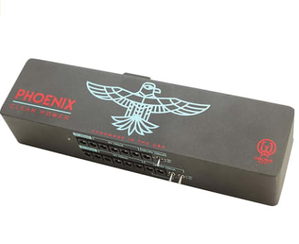 Walrus Audio Phoenix power supply The Ultimate Guide To Pedal Power