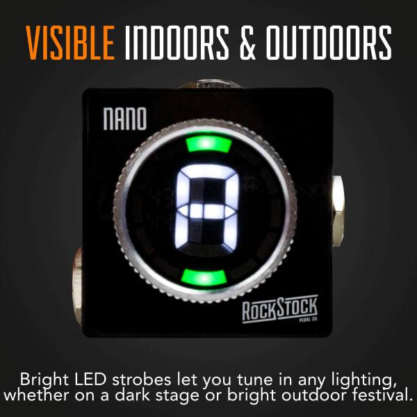 nano tuner high visibility