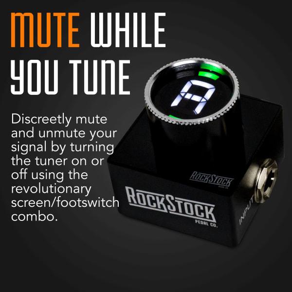 nano tuner mute switch